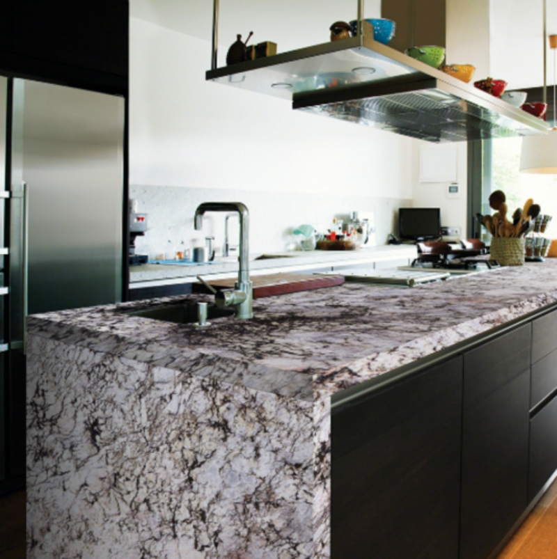 Bold And Beautiful 5 New And Exotic Granite Countertop