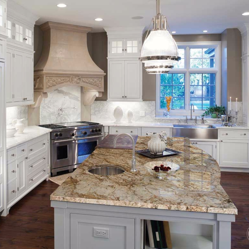 5 Inspirations A Granite Countertop For Every Style