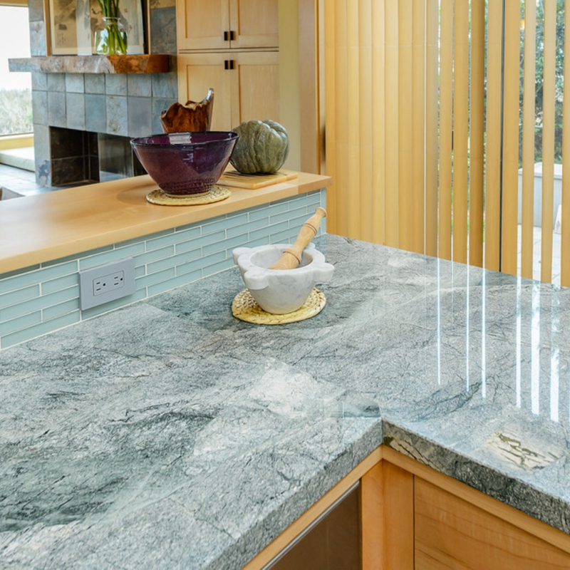 Bold And Beautiful: 5 New And Exotic Granite Countertop