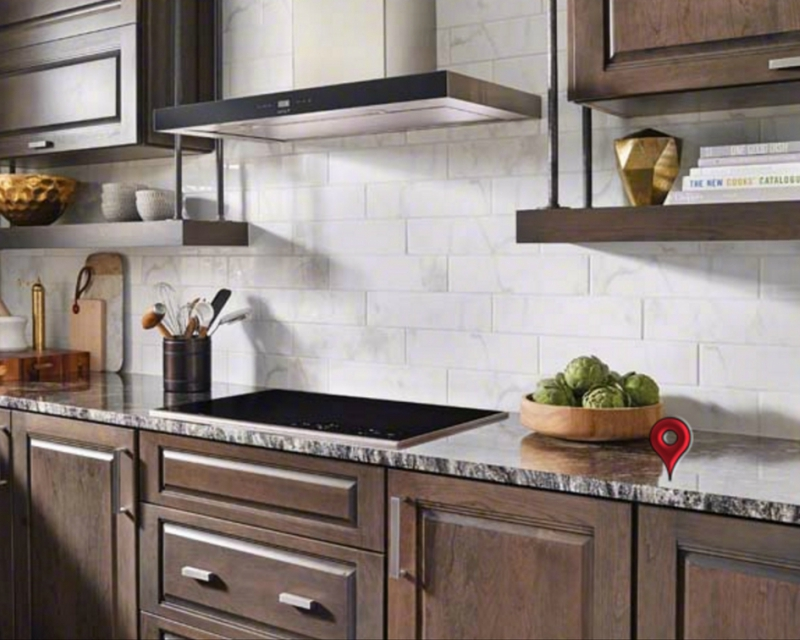Dreamy-Marble-Backsplash