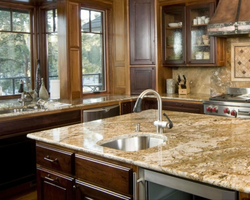Take It for Granite: 5 Knockout Granite Count