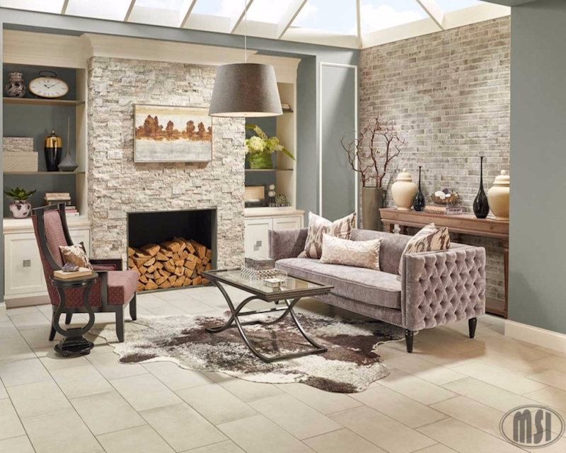 Tile Style: Feature Walls
