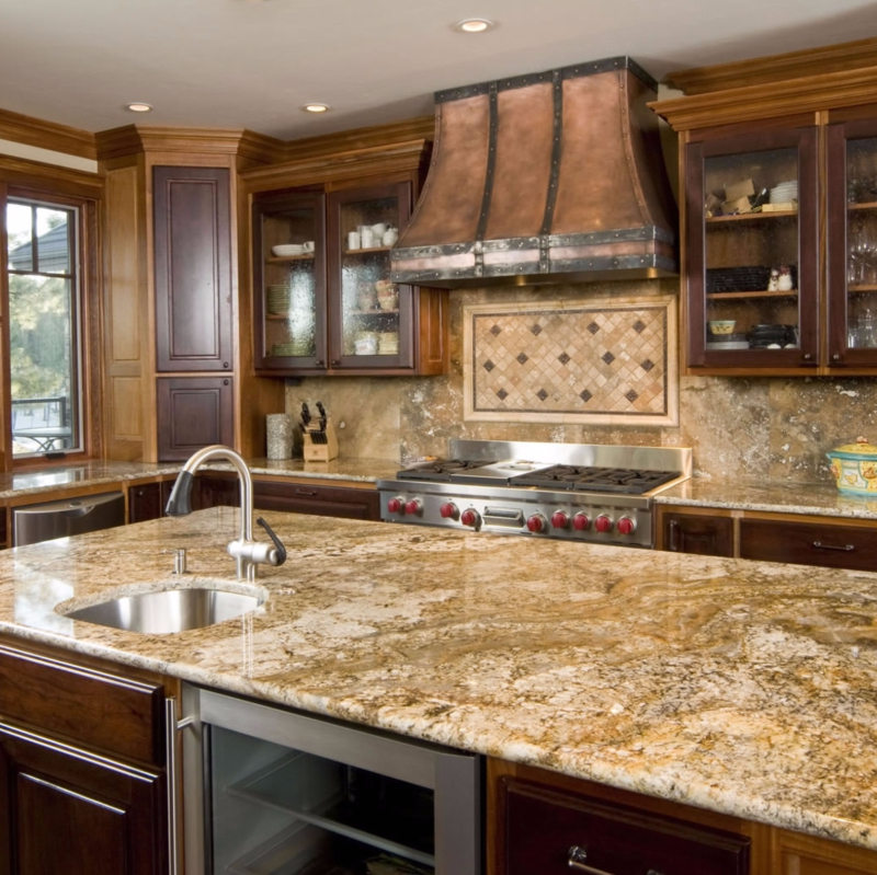 Kitchen Granite: 5 Inspirations: A Granite Countertop For Every Style
