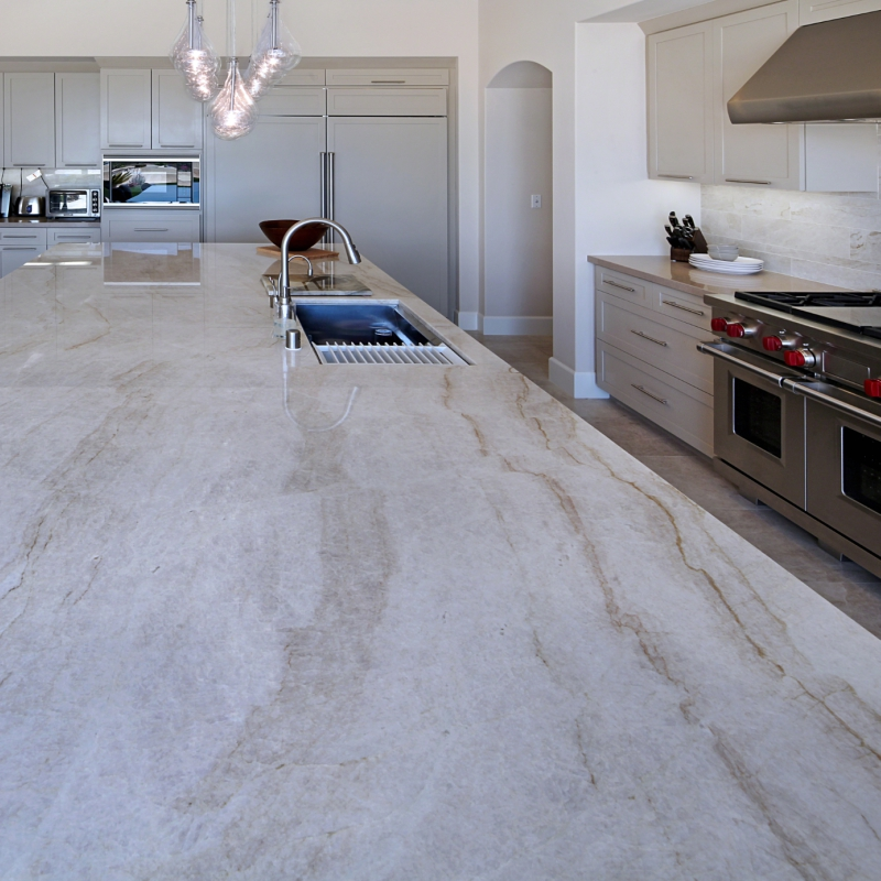 Natural Quartzite Kitchen Countertops 5 Brazilian Beauties