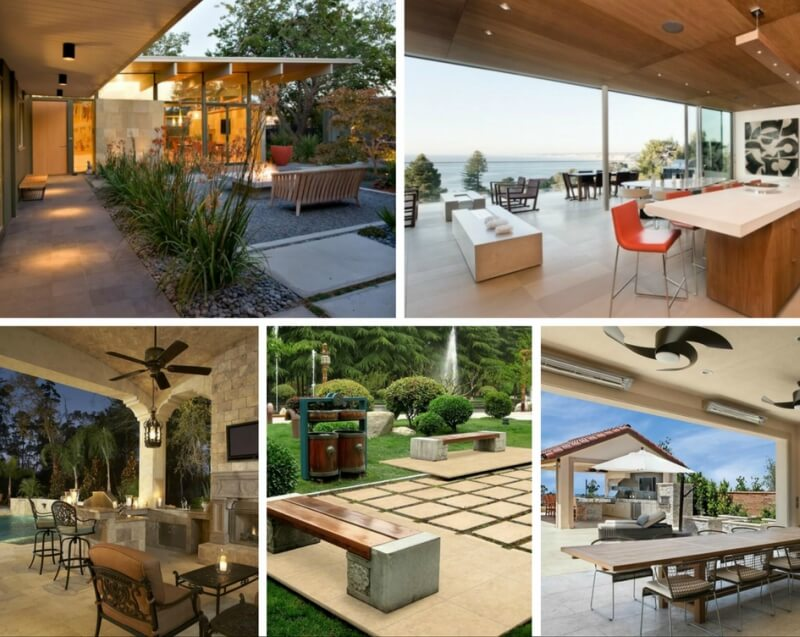 Outdoor Oasis: Top Five Hardscaping Trends