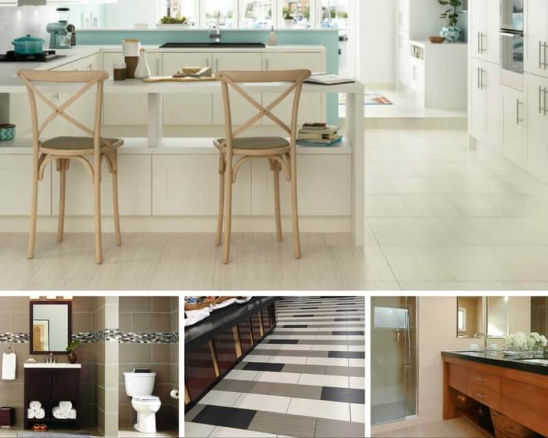Tile Style: 5 Wonderful Porcelain Tile Patter
