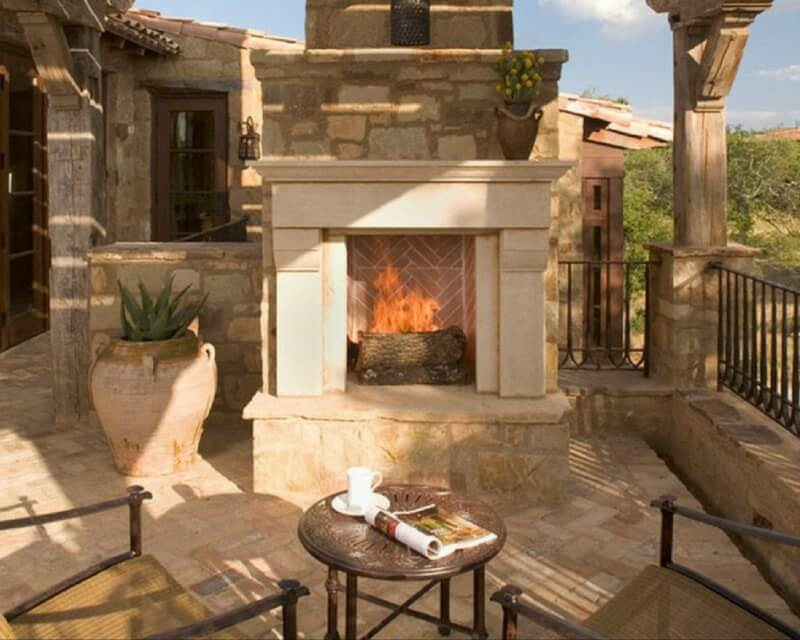 Outdoor Oasis: Outdoor Tile Perfection