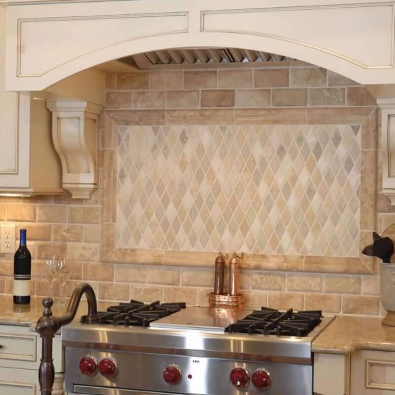 5 3d Tile Mosaic Backsplashes For Every Design Aesthetic