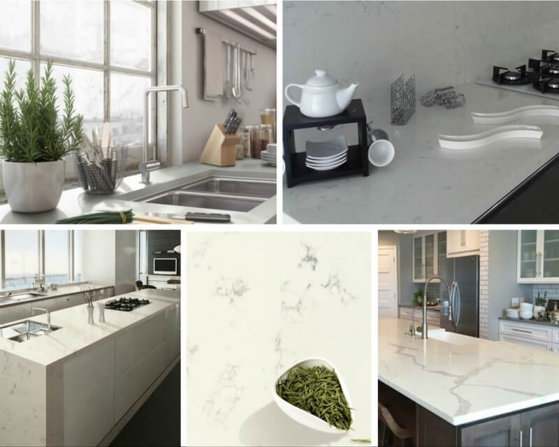 Current Obsessions: Stunning Marble Look Quar