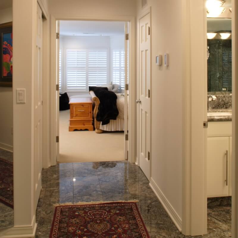 6 Granite Tile Floor Inspirations for Natural Luxury