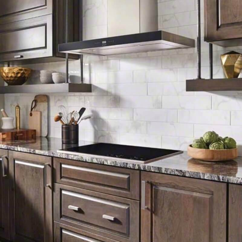 5 Popular Granite Kitchen Countertop and Backsplash Pairings on Granite Countertops With Backsplash  id=73531