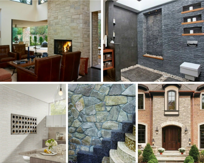 5 Gorgeous Natural Stone Veneers For Your Indoor Or Outdoor Space
