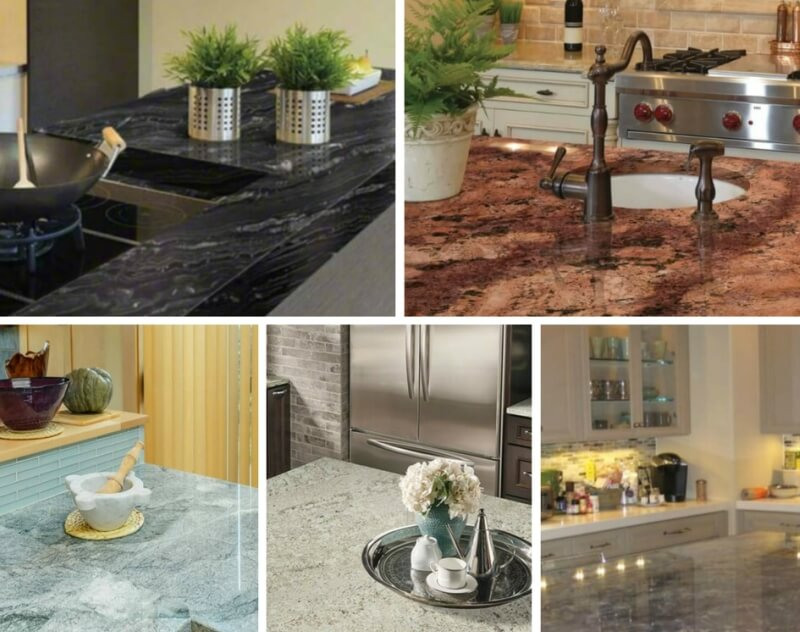 Take it for Granite: What's Behind the Gorgeo