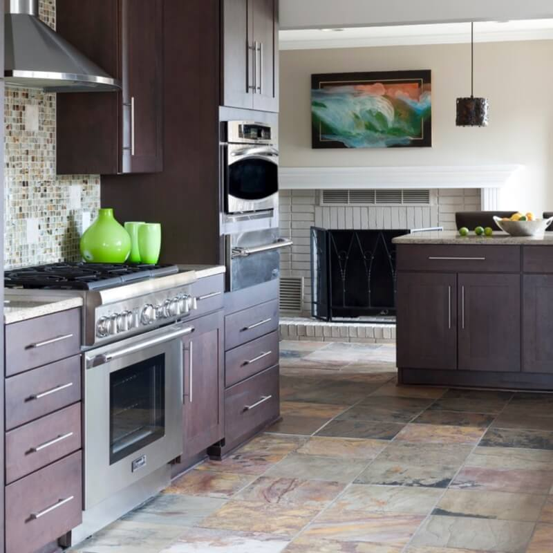 Caring For Your Natural Slate Tile Floor
