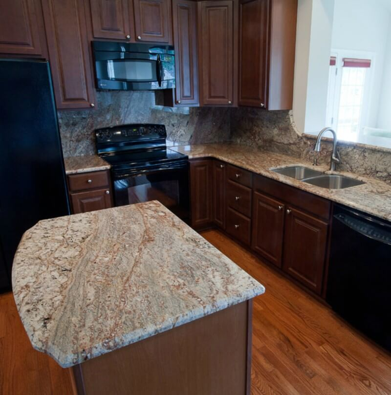 Granite Kitchen Countertops With Backsplash: Tips From The Trade: Should Your Backsplash Match Your