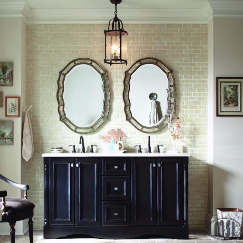 Classic White Subway Tile Bathroom: 7 Unique Subway Tile Bathroom Remodels For Every Design