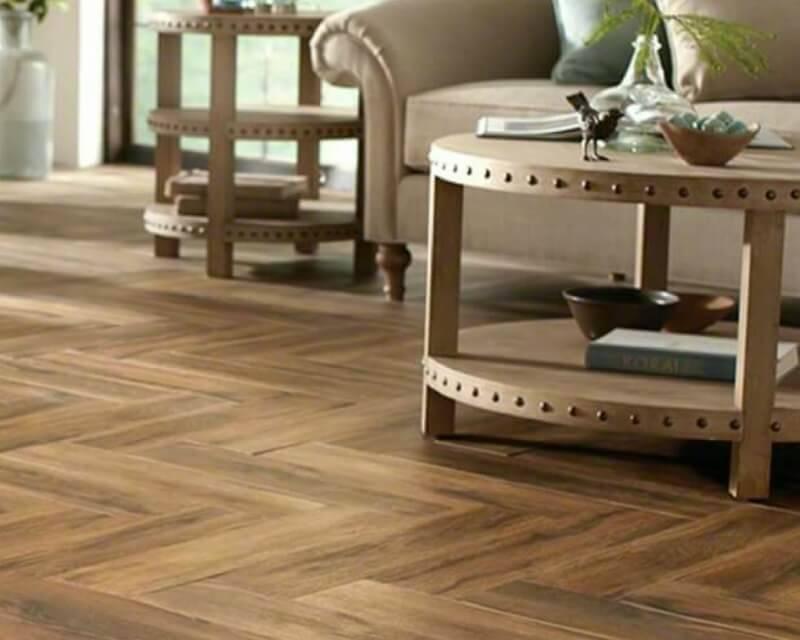 Keep Your Porcelain Wood Look Tiles
