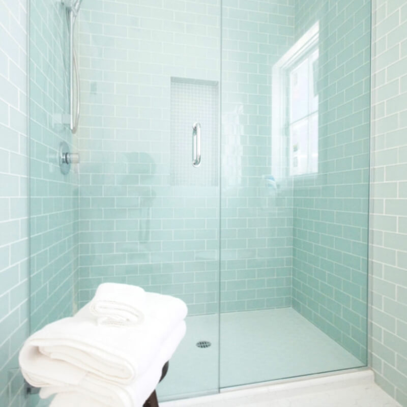 5 Fresh Bathroom Restyles With Subway Tile