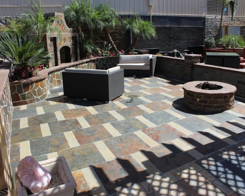 Outdoor Oasis: Outdoor Tile Guide - Porcelain