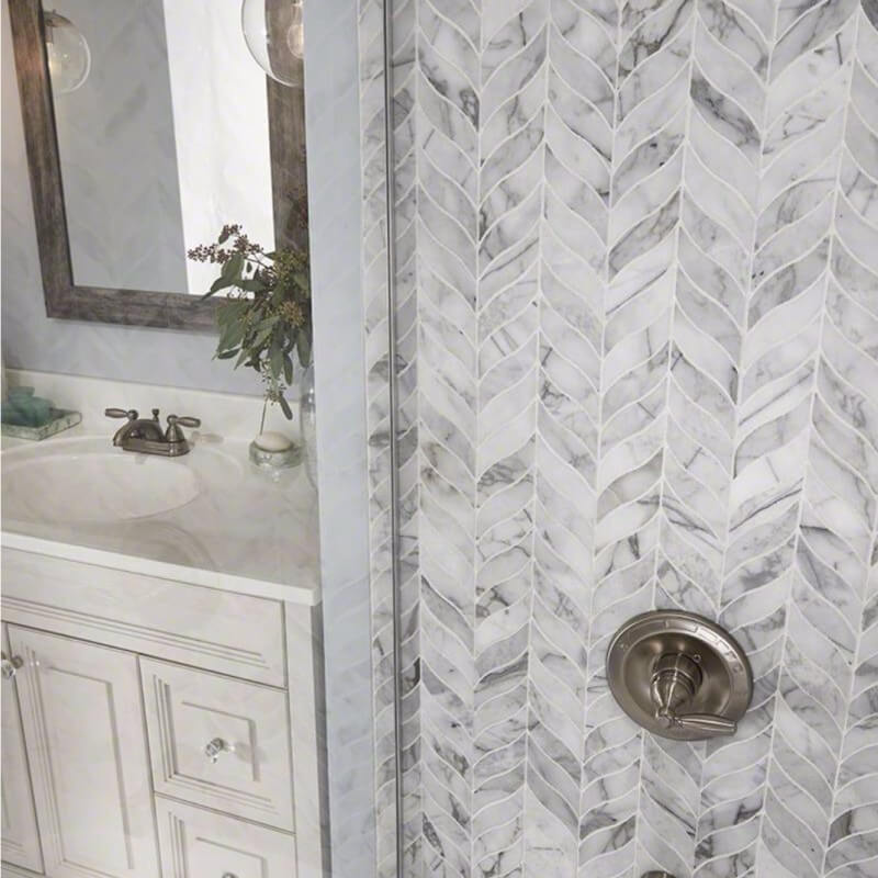 6 Fresh Tile Looks For Bathroom Or Backsplash Tile