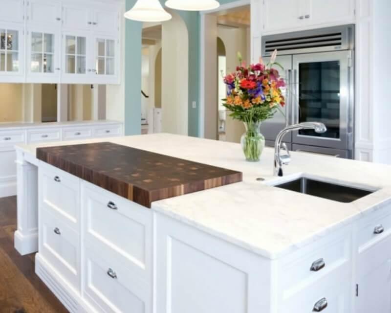 Marble Countertop Slabs Pricier