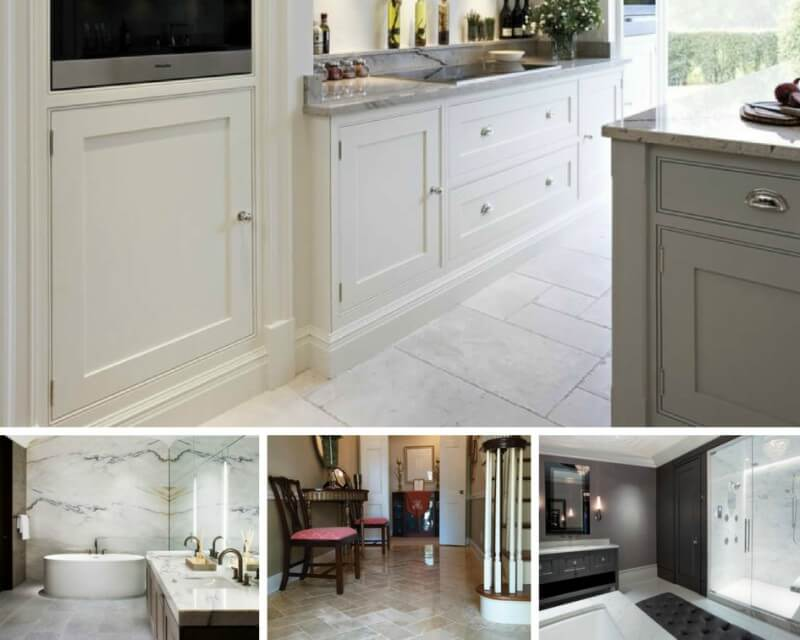 Marble Floor Finish : Which marble floor finish should you choose