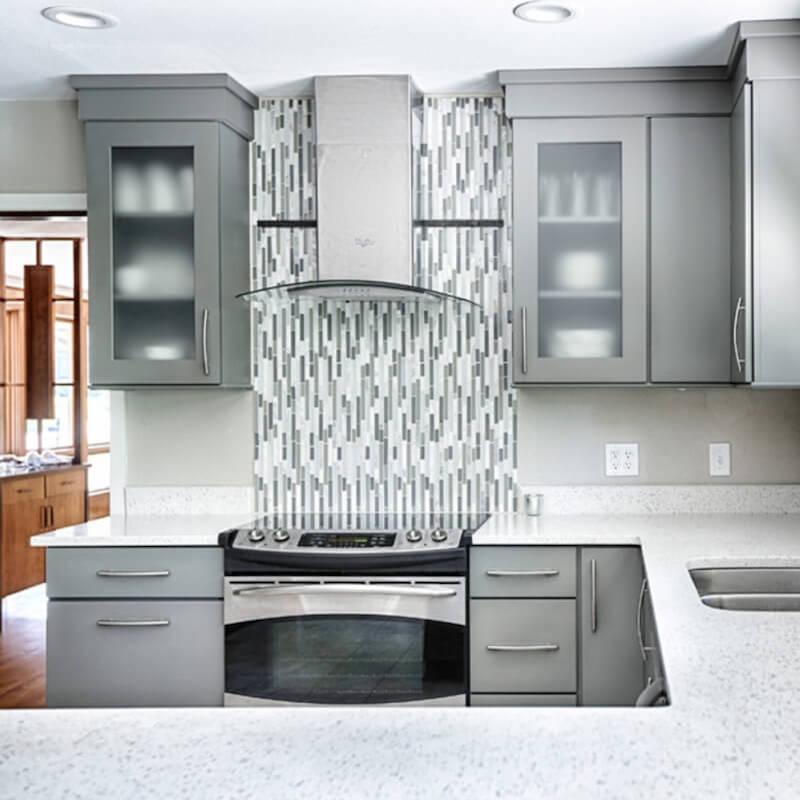 5 White Quartz Countertops For A Fresh And Bright Kitchen