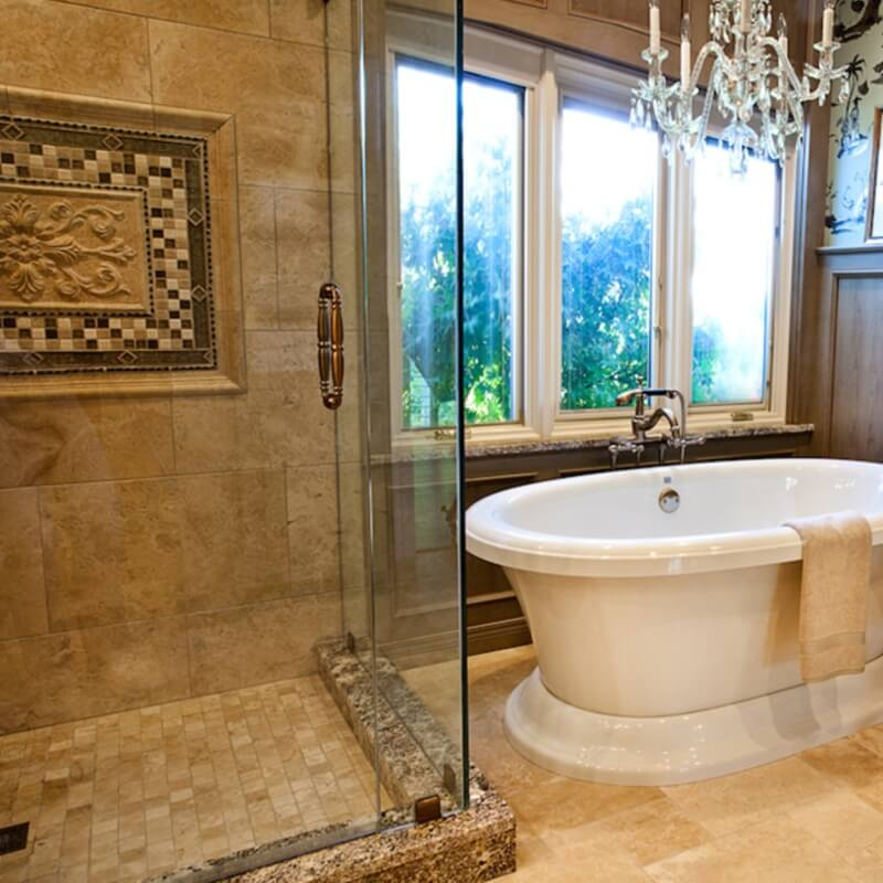 5 Natural Travertine Looks That Rival The Ancient Romans
