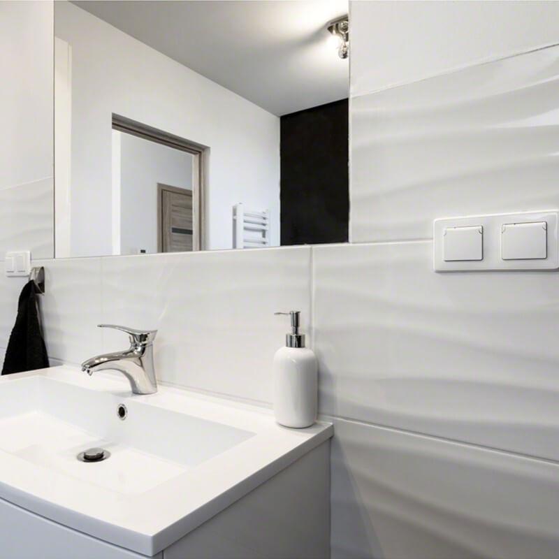 6 Fresh Tile Looks For Bathroom Or Backsplash Tile