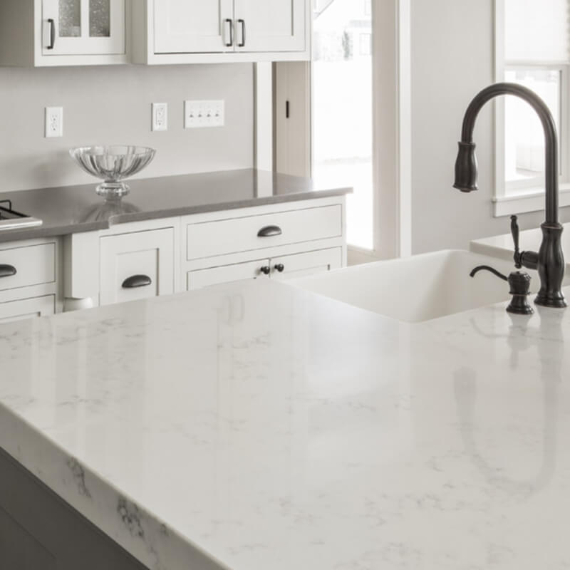 Tips From The Trade Are White Quartz Countertops Stain
