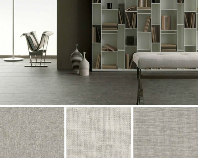 Tile Style: The Best of Fabric Print Porcelai