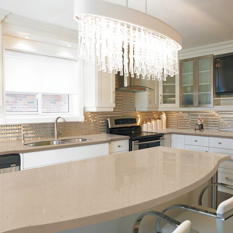 Luxury Quartz Countertops That Will Make You Look Twice