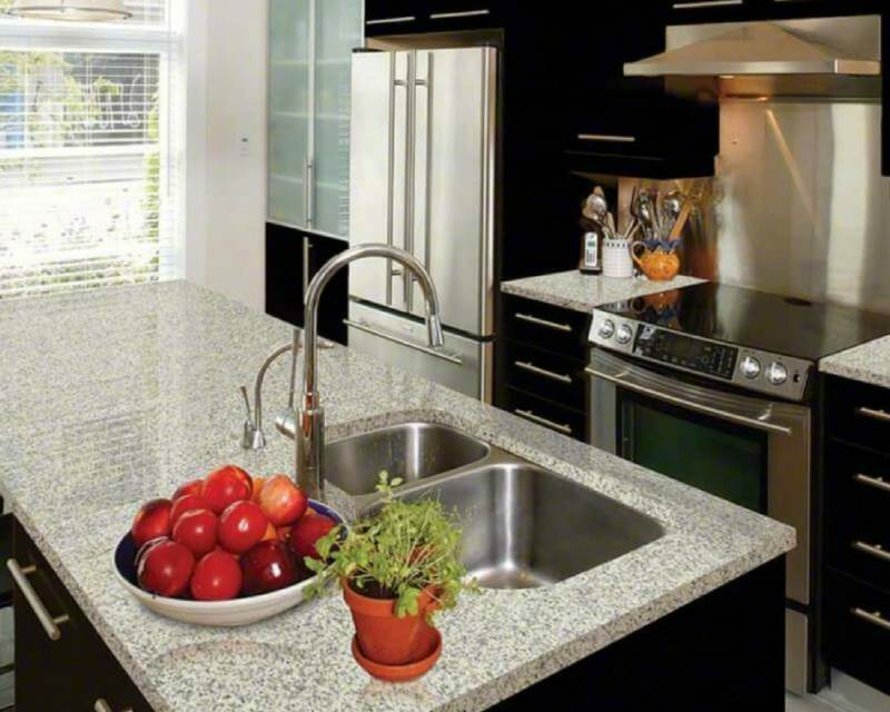 Take It for Granite: Forget Laminate! Get the