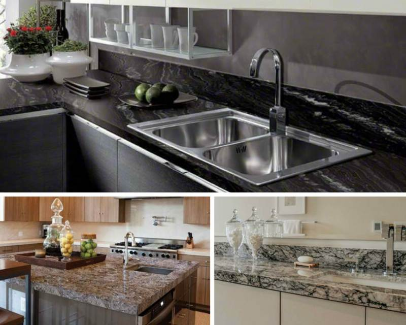 Take it for Granite: The Evolving Modern Look
