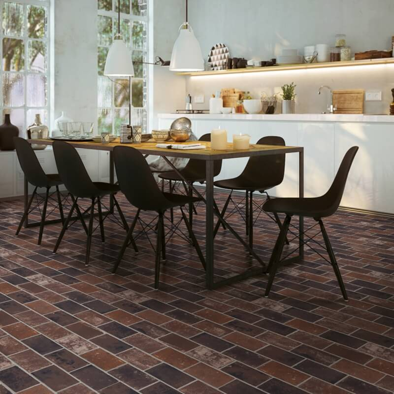 Porcelain Floor Tiles That Can Help Prevent Slipping