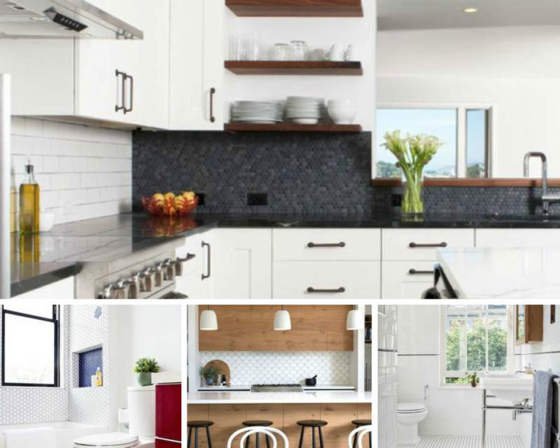 Tile Style: Interior Designers Keep Coming Ba