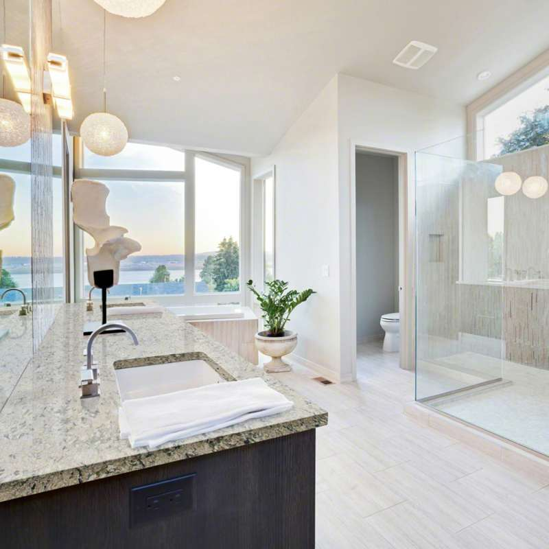 Pacific Salt Quartz Price: Why Quartz Bathroom Countertops Are Interior Designers