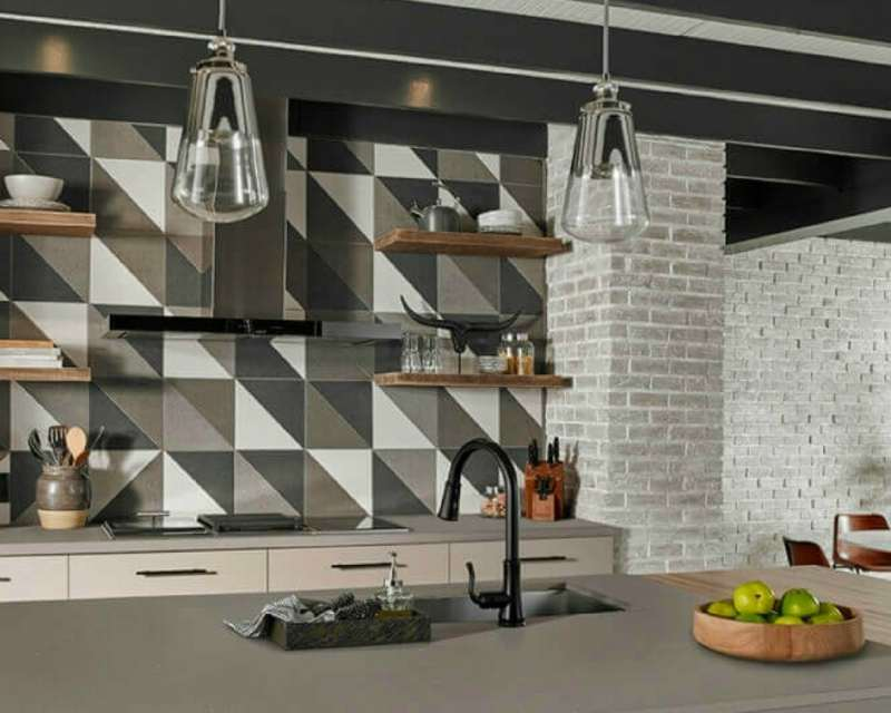 Tile Style: How To Get The Look of Polished C
