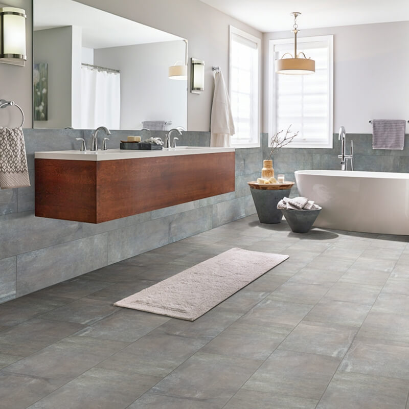 Porcelain Tile Cement Looks All The