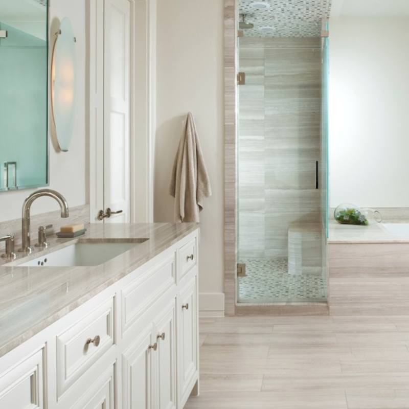 5 Ceramic Tile Ideas For Functional And Beautiful Bathroom Floors
