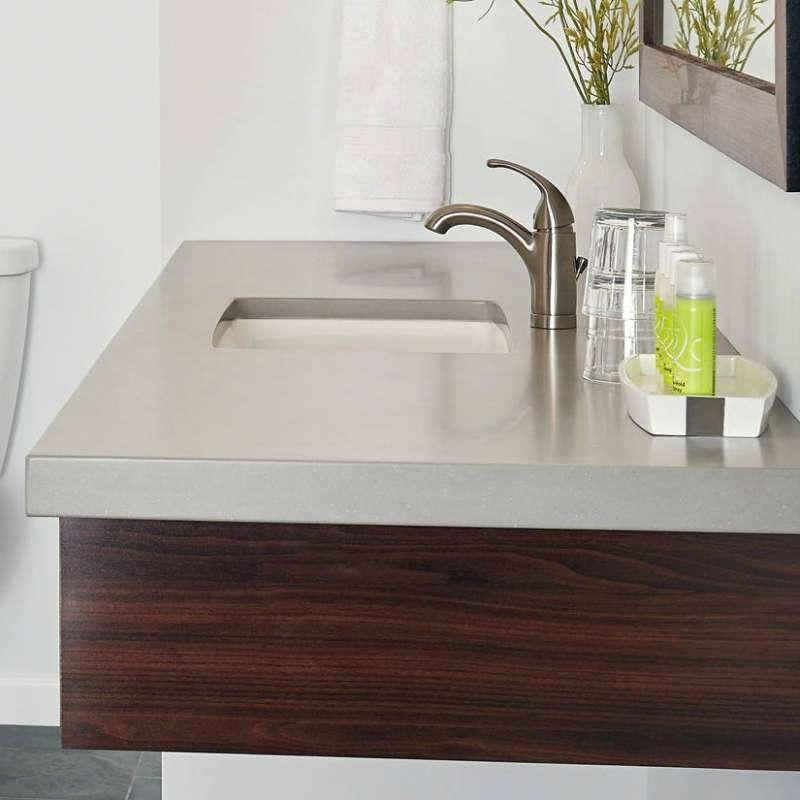 Prefabricated Bathroom Countertops: Tips From The Trade: Should You Choose Prefab Quartz