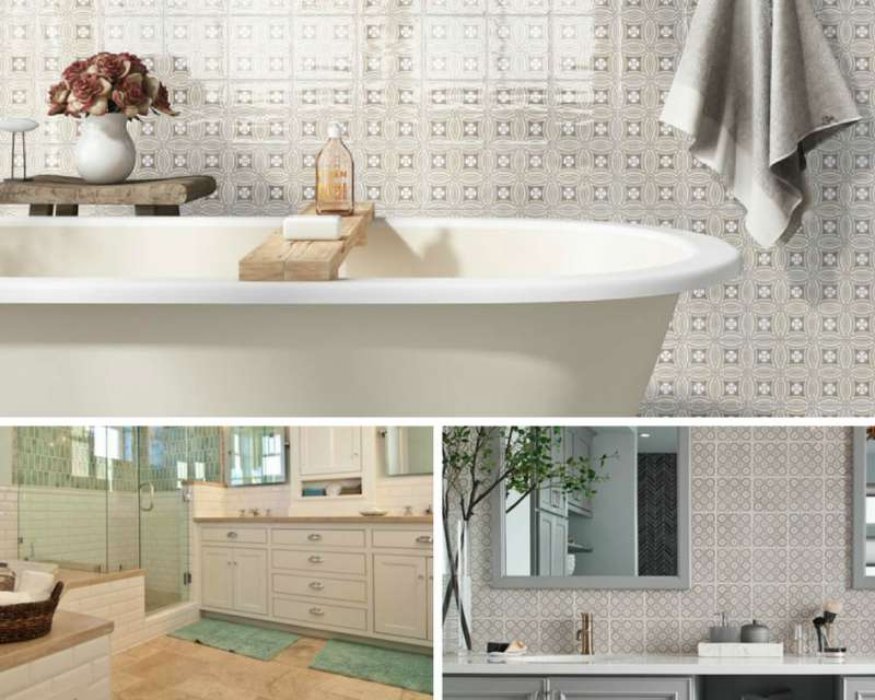 Tile Style: Stunning Bathroom Designs with Ce