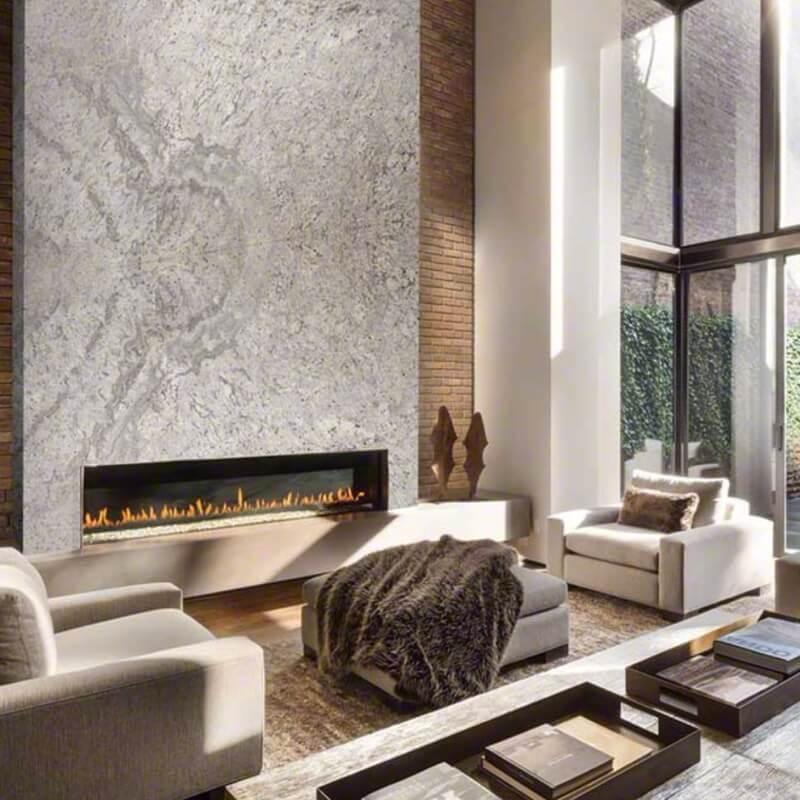 Take It For Granite 5 Colors, Granite Fireplace Surround Modern