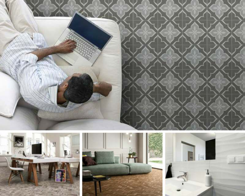 Current Obsessions: 2018 Porcelain Tile Patte