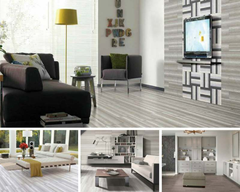 Tile Style: Budget-Friendly Ceramic Wood Tile
