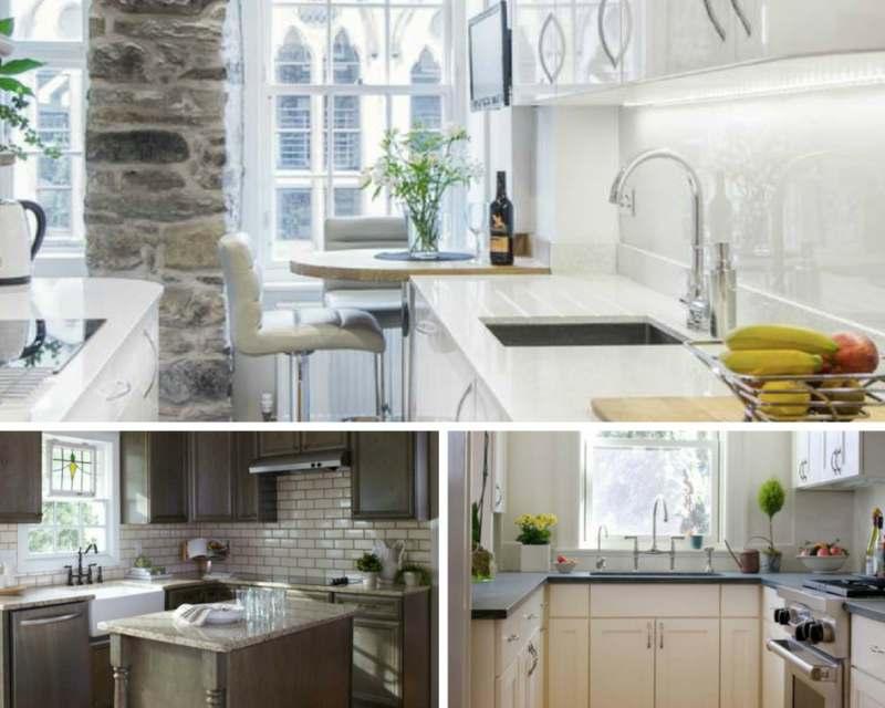 Granite Colors That Make Small Kitchens Feel Bigger