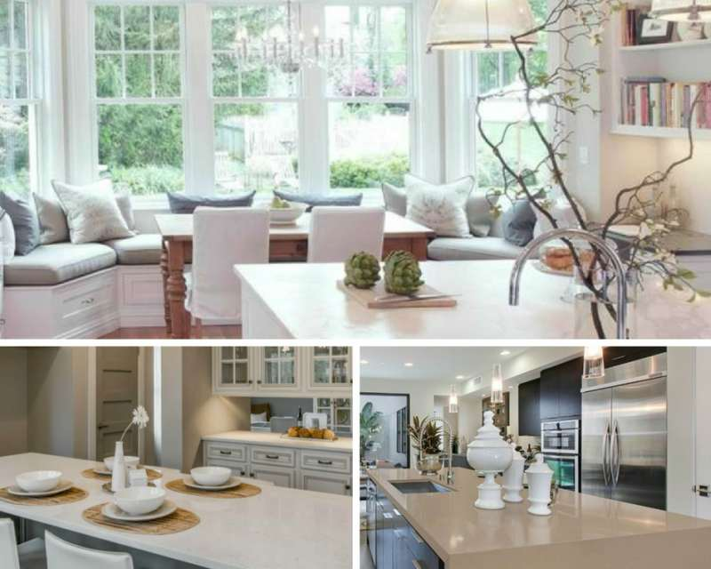 Quartz-Kitchens