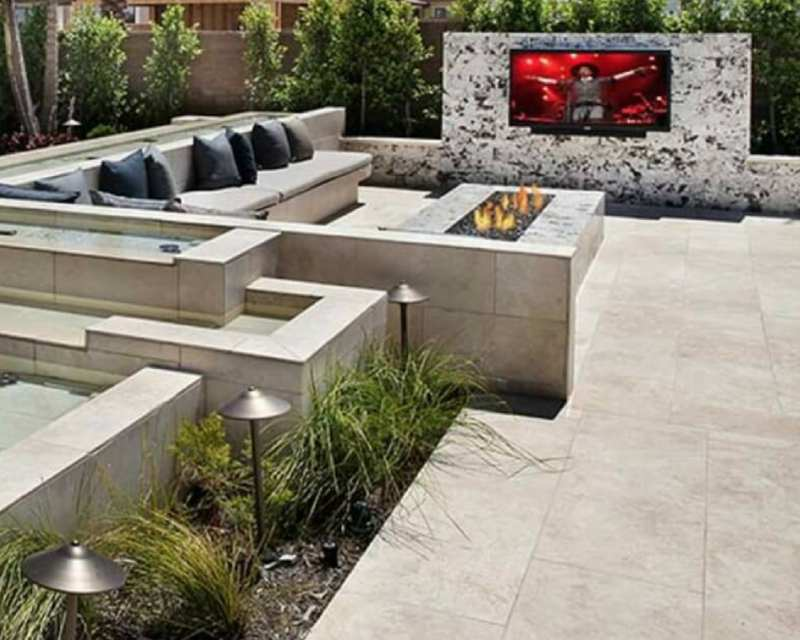 What S The Difference Between Travertine Tile And Travertine Pavers