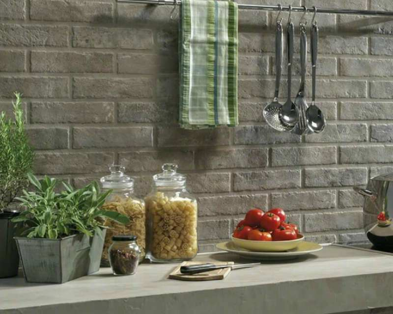 Tile Style: Shhh, It's Not Brick – It's Porce