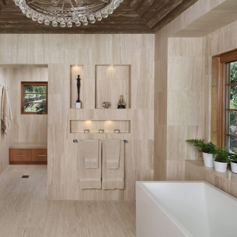 Gorgeous Ceramic Tile Floors For Luxurious Living